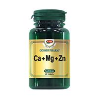 Ca + Mg + Zn 60 cps