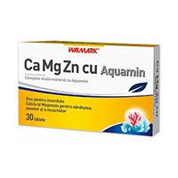 Ca Mg Zn cu Aquamin 30 tb