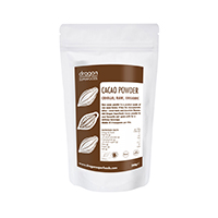 Cacao pulbere raw bio 200 g