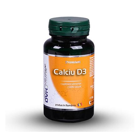 Calciu D3 60 cps, DVR Pharm