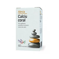 Calciu coral 60 cp