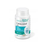 Calciu Coral Ionic 90 cps, Rotta Natura