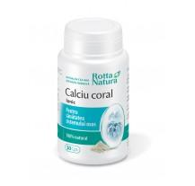 Calciu Coral Ionic 30 cps, Rotta Natura