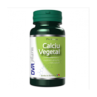 Calciu vegetal 60 cps