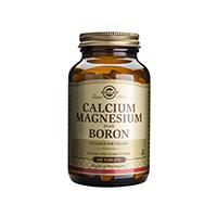 Calcium Magnesium plus Boron 100 tbl, Solgar