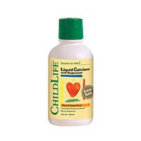 Calcium with Magnesium 474 ml, Childlife