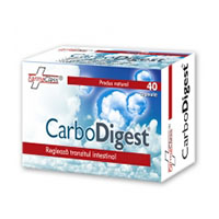 CarboDigest 40 cps, Farmaclass