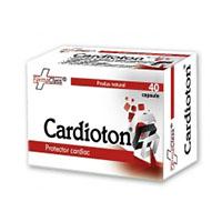 Cardioton 40 cps, Farmaclass