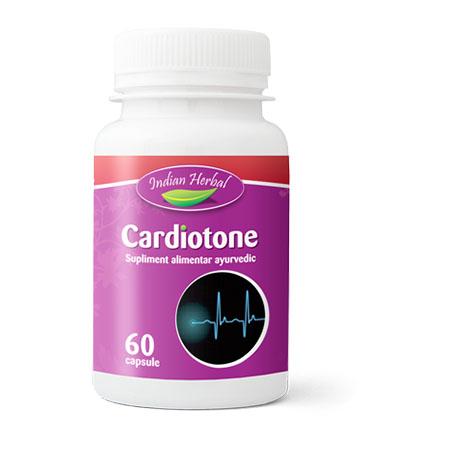 Cardiotone 60 cps, Indian Herbal