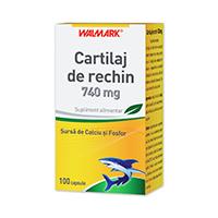 Cartilaj de Rechin Plus 100 cps, Walmark