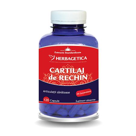 Cartilaj de Rechin 120 cps