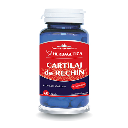 Cartilaj de Rechin 60 cps