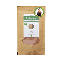 Catuaba pulbere raw 125 g