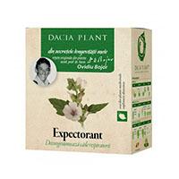 Ceai Expectorant 50g, Dacia Plant