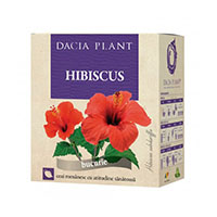 Ceai de Hibiscus 50g, Dacia Plant