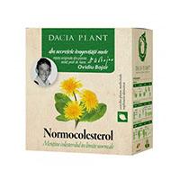 Ceai Normocolesterol 50g, Dacia Plant