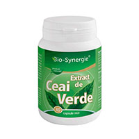 Ceai Verde 30 cps, Bio Synergie