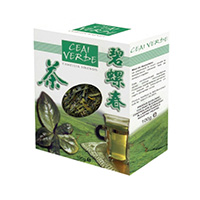 Ceai verde frunze 100g, Parapharm