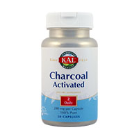 Charcoal Activated 50 cps, KAL
