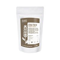Chia fibre pudra raw bio 200 g