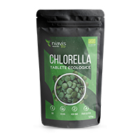 Chlorella Tablete Bio 125g, Niavis