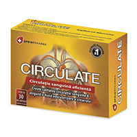 Circulate 30 cps, Sprint Pharma