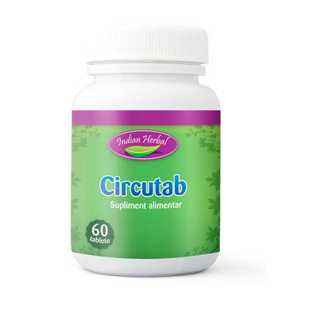 Circutab 60 tb, Indian Herbal