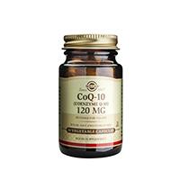 Coenzime Q-10 120mg 30 cps, Solgar