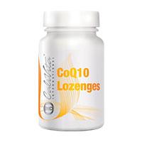 CoQ10 Lozenges 30 tablete sublinguale, Calivita