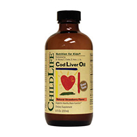 Cod Liver Oil 237ml, Childlife