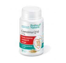 Coenzima Q10 15 mg 30 cps, Rotta Natura