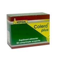 Colerd Plus 60 cps, Hofigal
