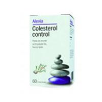 Colesterol control 60 cpr, Alevia