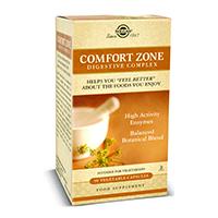 Comfort Zone Digestive Complex 90 cps, Solgar