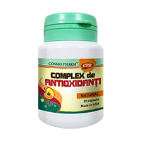Complex de Antioxidanti 30 cpr