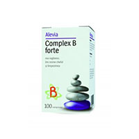 Complex B forte 100 cpr, Alevia