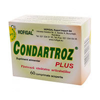 Condartroz - Plus 60 cpr, Hofigal