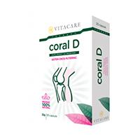 Coral D 30 cps, Vitaplus