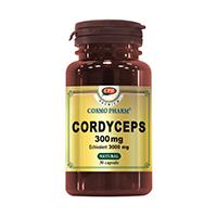 Cordyceps 300mg 30cps, Cosmo Pharm