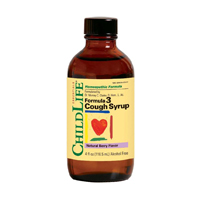 Cough Syrup 118.5ml, Childlife