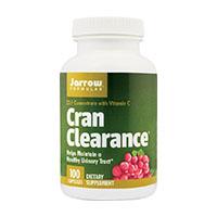 Cran Clearance 100 cps, Jarrow Formulas