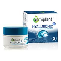 Hyaluronic 3d Crema Antirid De Zi Spf15 50 ml, Elmiplant