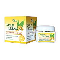 Crema de fata regeneratoare cu pulbere de aur 50 ml, Ayurmed