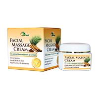 Crema pentru masaj facial cu efect regenerator si de intinerire 40 g, Ayurmed
