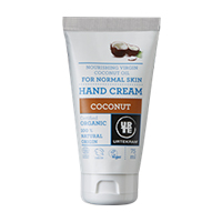 Crema pentru maini bio cu nectar din cocos 75 ml