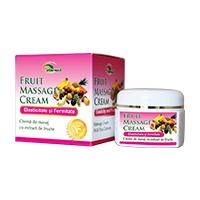 Crema de masaj cu extract de fructe 40 g, Ayurmed