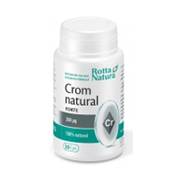 Crom Natural Forte 30 cps, Rotta Natura