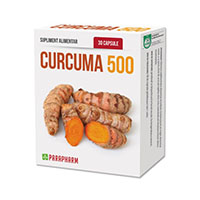 Curcuma 500 30 cps, Parapharm