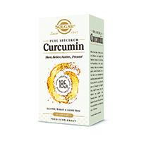 Curcumin Full Spectrum 30 cps, Solgar