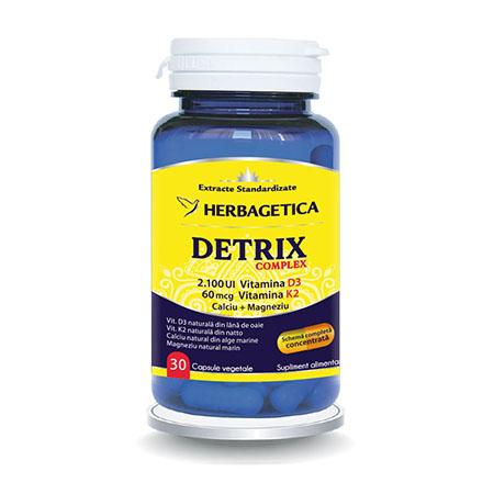 Detrix Complex 30cps, Herbagetica